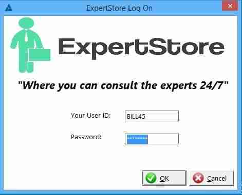 ExpertStore expert system